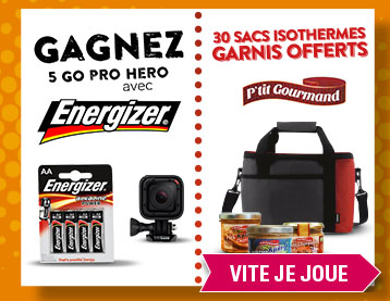 E.Leclerc Réunion - Jeu Energizer
